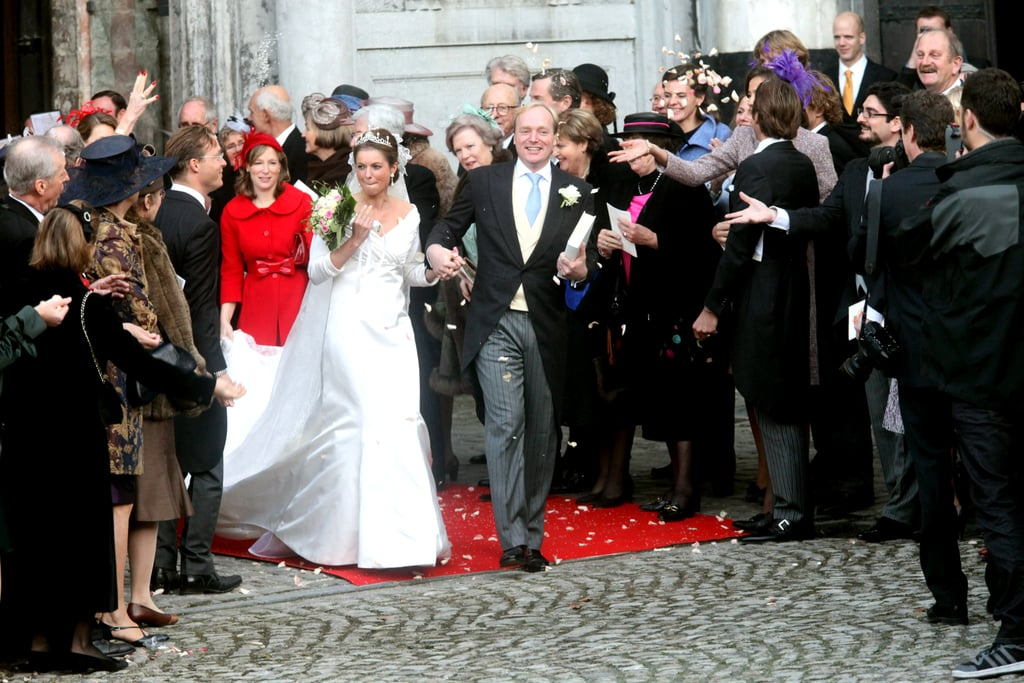 Prince Carlos and Annemarie Gualthérie Van Weezel The Bride: Annemarie Gualthérie Van Weezel, a parliamentary journalist. The Groom: Prince Carlos de Bourbon De Parme, eldest son of the late Carlos Hugo, Duke of Parma, and Princess Irene of the Netherlands. When: The civil marriage took place on June 12, 2010, and the church wedding was delayed (due to Carlos's father's illness and subsequent death) to Nov. 20, 2010. Where: The civil marriage was in Wijk bij Duurstede, while the church wedding occurred at Abbaye de la Cambre in Brussels, Belgium.