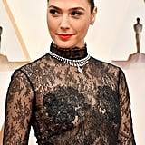 Gal Gadot at the 2020 Oscars