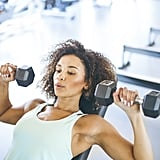A Dumbbell Workout For Stronger Arms, Abs, and Legs