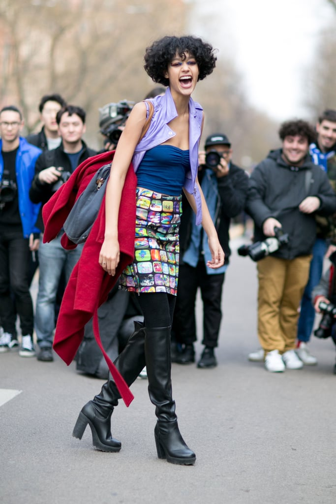 Language In 45 And 47 Stella Street: Model Street Style At Fashion Week Fall 2016