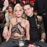 Pictured: Halsey and G-Eazy