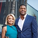 Michael Strahan's Departure From Live! With Kelly and Michael in April 2016