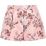 Stella McCartney Floral-Jacquard Shorts ($665)
