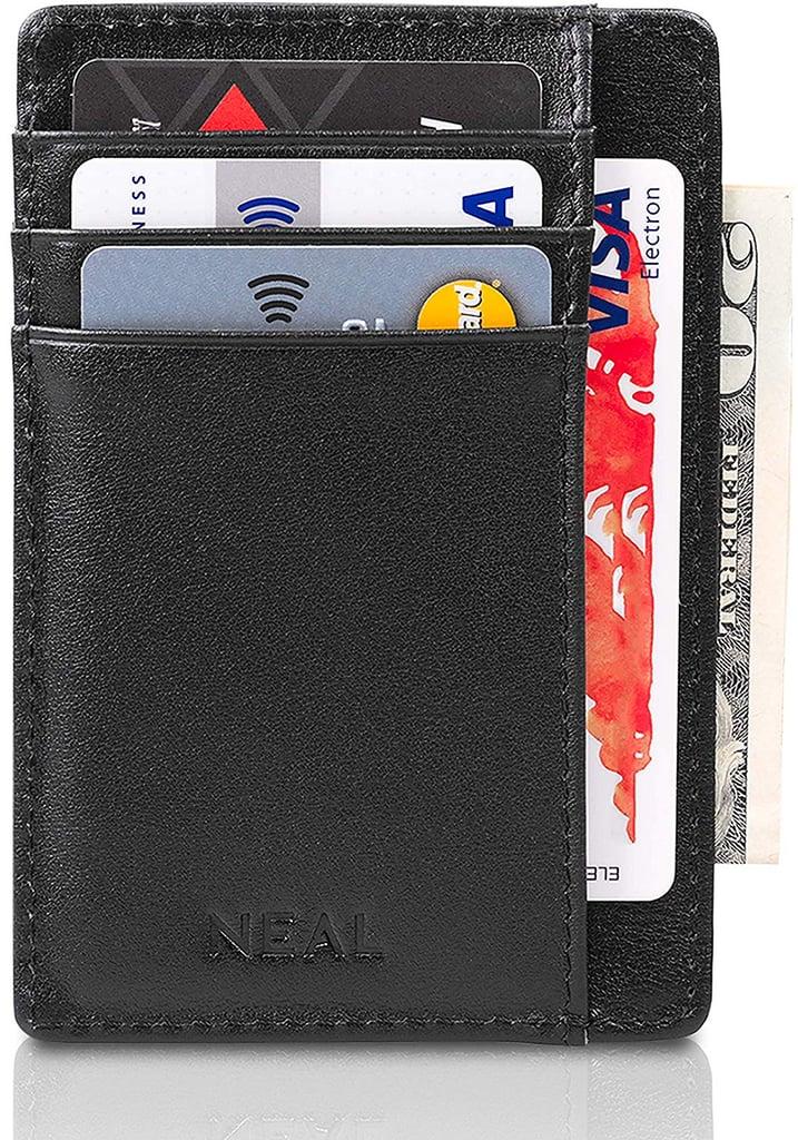 RFID Minimalist Front Pocket Slim Wallet