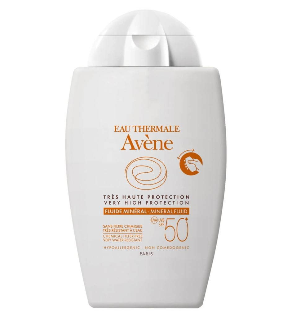 Avène Very High Protection Mineral Fluid SPF50+