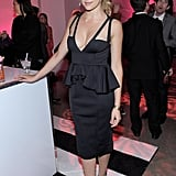 Teresa Palmer attended a Vanity Fair and Juicy Couture bash held in association with Shailene Woodley's All It Takes charity.