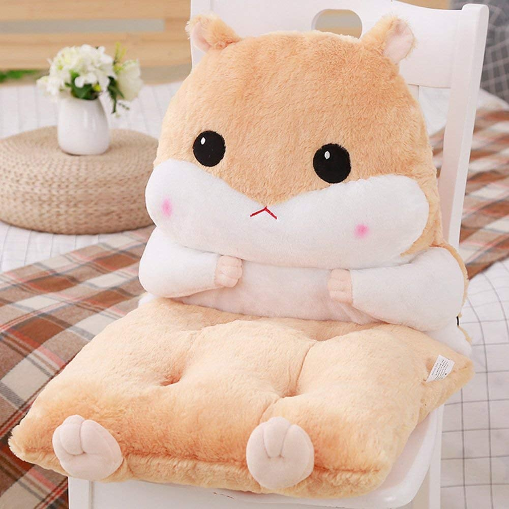 Ocamo Detachable One-Piece Hamster Back Cushion