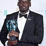 2018: Daniel Kaluuya