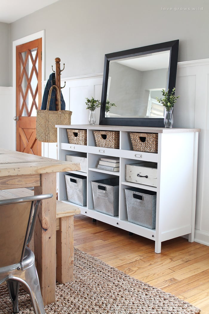 Thou Shalt Add Storage Decorating Ideas For Rentals