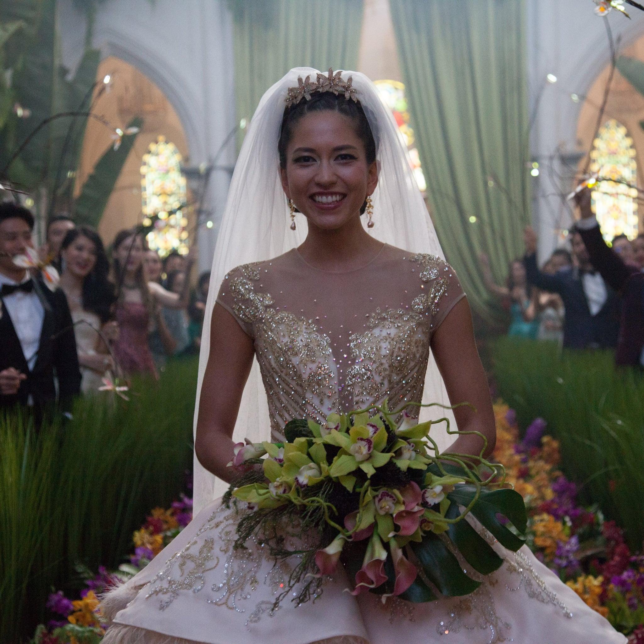 Crazy Rich Asians Wedding Dress Popsugar Fashion Australia