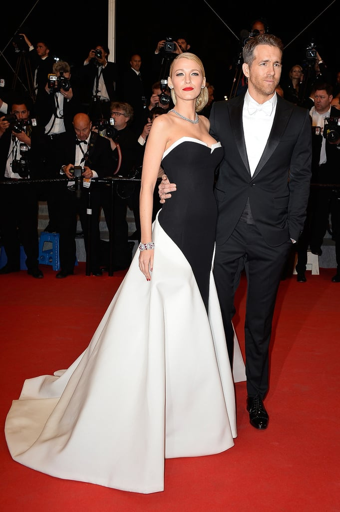 Blake Lively wore a stunning Gucci Première ball gown to the 2014 ...