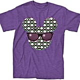 Mickey Mouse Surf Ears Graphic Tee