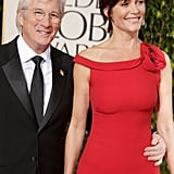 Now: Richard Gere