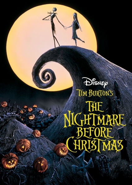 The Nightmare Before Christmas   Halloween Movies For Kids on ...