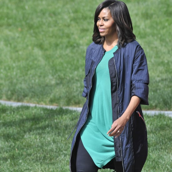 Michelle Obama's Easter Egg Roll Outfit 2016