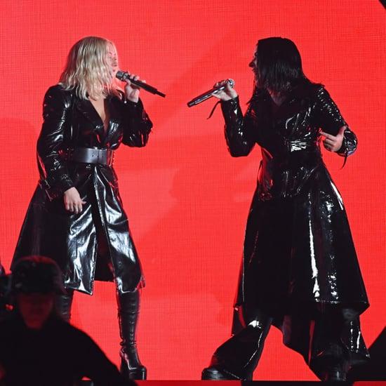 Demi Lovato and Christina Aguilera 2018 Billboards Video