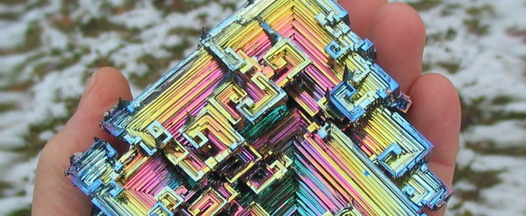 You Won't Be Able to Tear Your Eyes Away From These Beautiful, Mesmerizing Stones