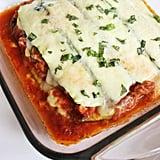 No-Noodle Courgette Lasagna