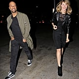 Hold Up —Did Laura Dern and Common Go on a Date?
