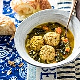 Meatball and Kale Soup