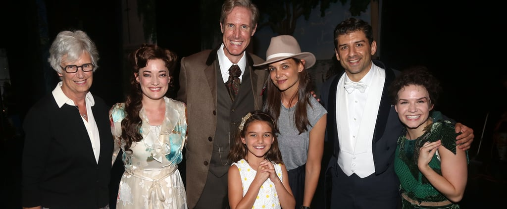 3 Generations: Katie Holmes Has a Broadway Date With Suri Cruise and Mom Kathleen