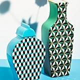 Jonathan Adler x H&M Short Vase with Lid and Tall Porcelain Vase