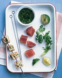 Fast and Easy Recipe for Grilled Tuna Skewers