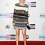 Julie Bowen sparkled at the 2011 American Music Awards.