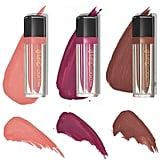 Casey Holmes x Palladio Beauty Matte Liquid Lip Colors