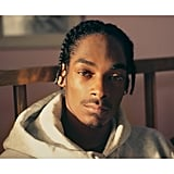 Snoop Doggy Dog, on the set of the Who Am I (What's My Name) music video