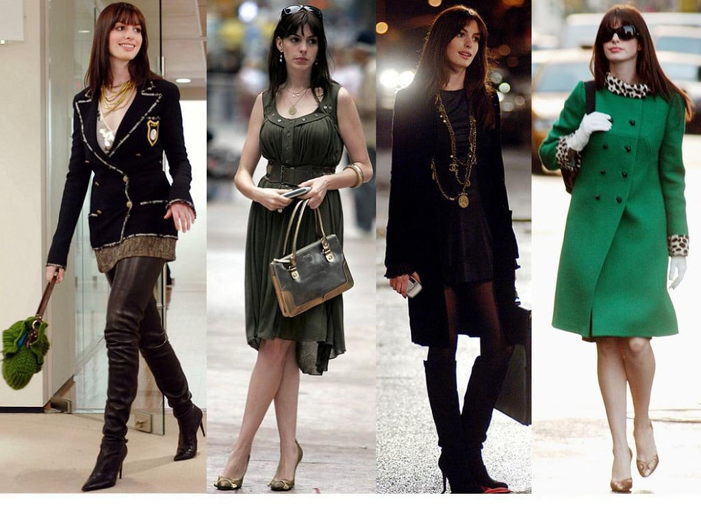 How does the fashion in The Devil Wears Prada feel so current ...