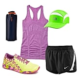 For an Outdoor Boot Camp