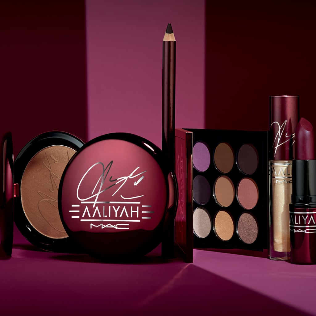 MAC x Aaliyah Collection