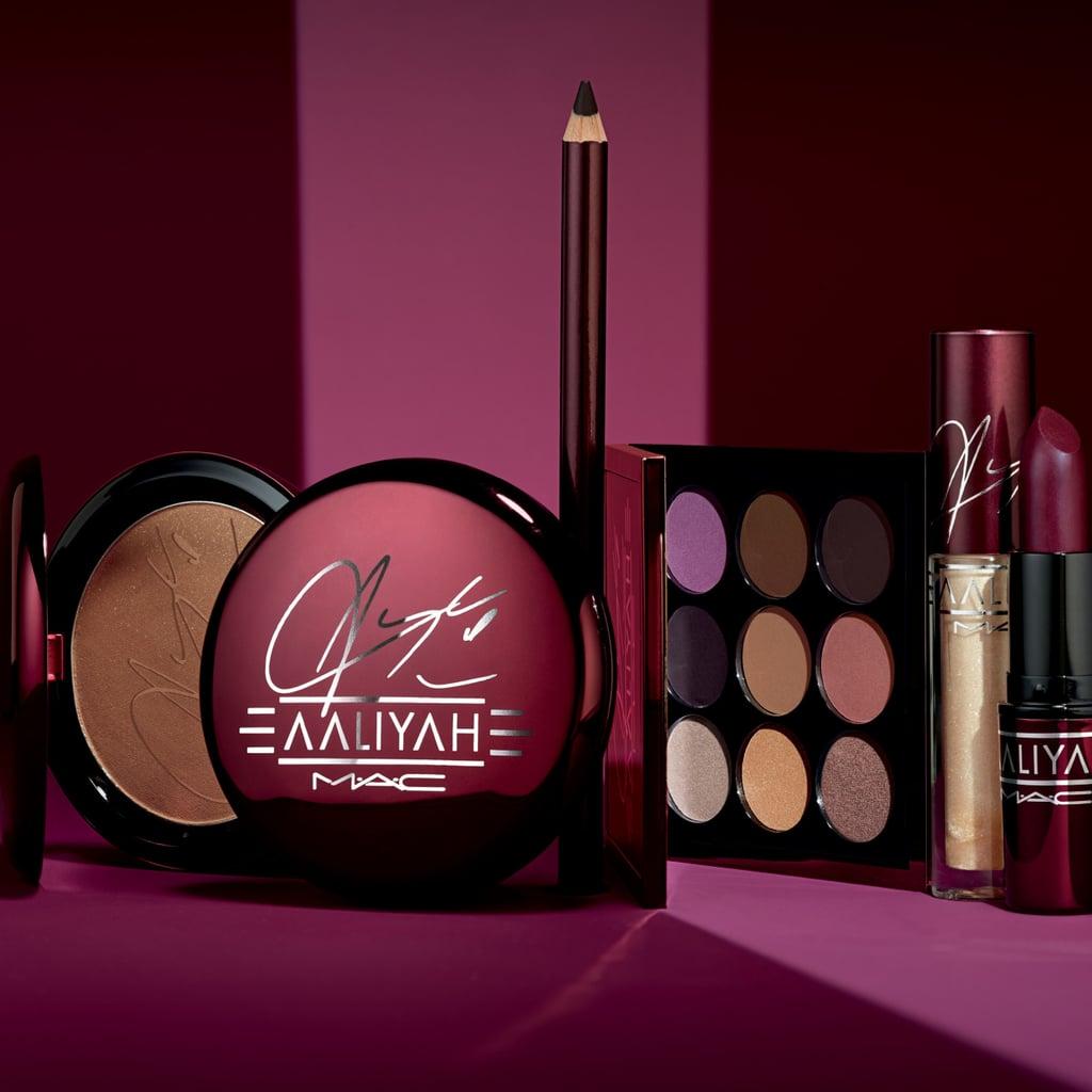 MAC x Aaliyah Collection
