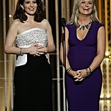 Tina Fey and Amy Poehler ended their three year hosting streak in 2015, and it's safe to say they went out with a bang.