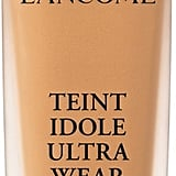 Lancome Teint Idole Ultra Liquid 24H Longwear SPF 15 Foundation ($47) comes in 40 shades.