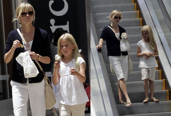 Reese & Ava's Day Out