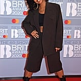 Neneh Cherry on the 2020 BRIT Awards Red Carpet