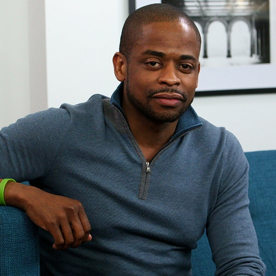Psych Star Dule Hill on Season 8 | Interview