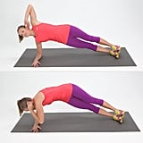Number 4: Elbow Plank With Twist