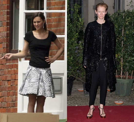 Brits in the Vanity Fair Best Dressed List