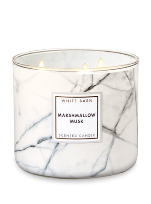 Marshmallow Musk Three-Wick Candle