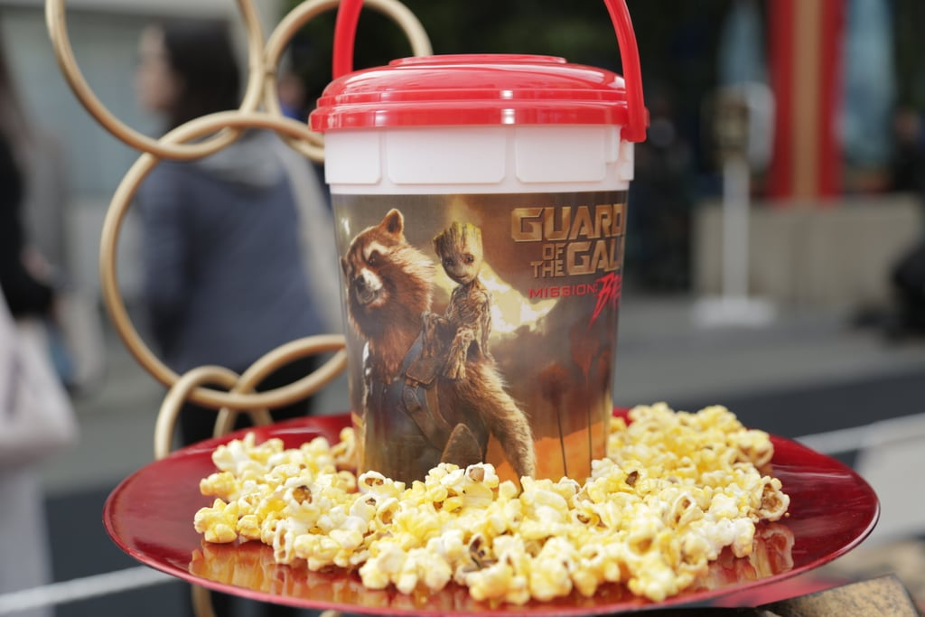 Guardians of the Galaxy Mission: BREAKOUT! Popcorn Buckets