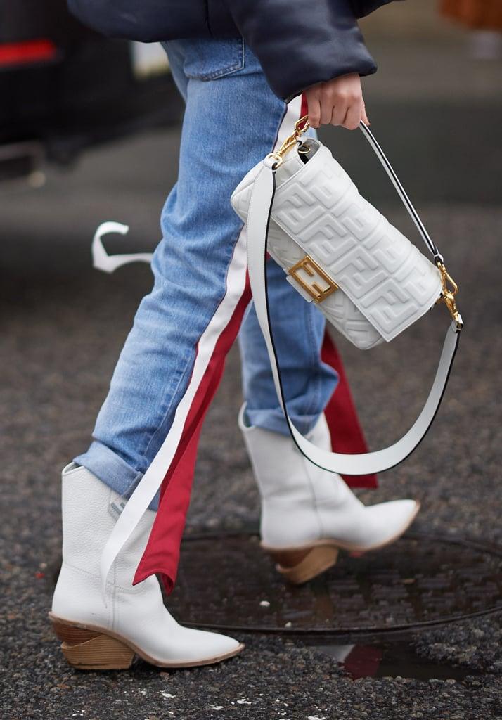 The Fendi Baguette Bag