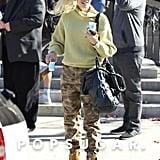 Gwen Stefani Cargo Camo Pants