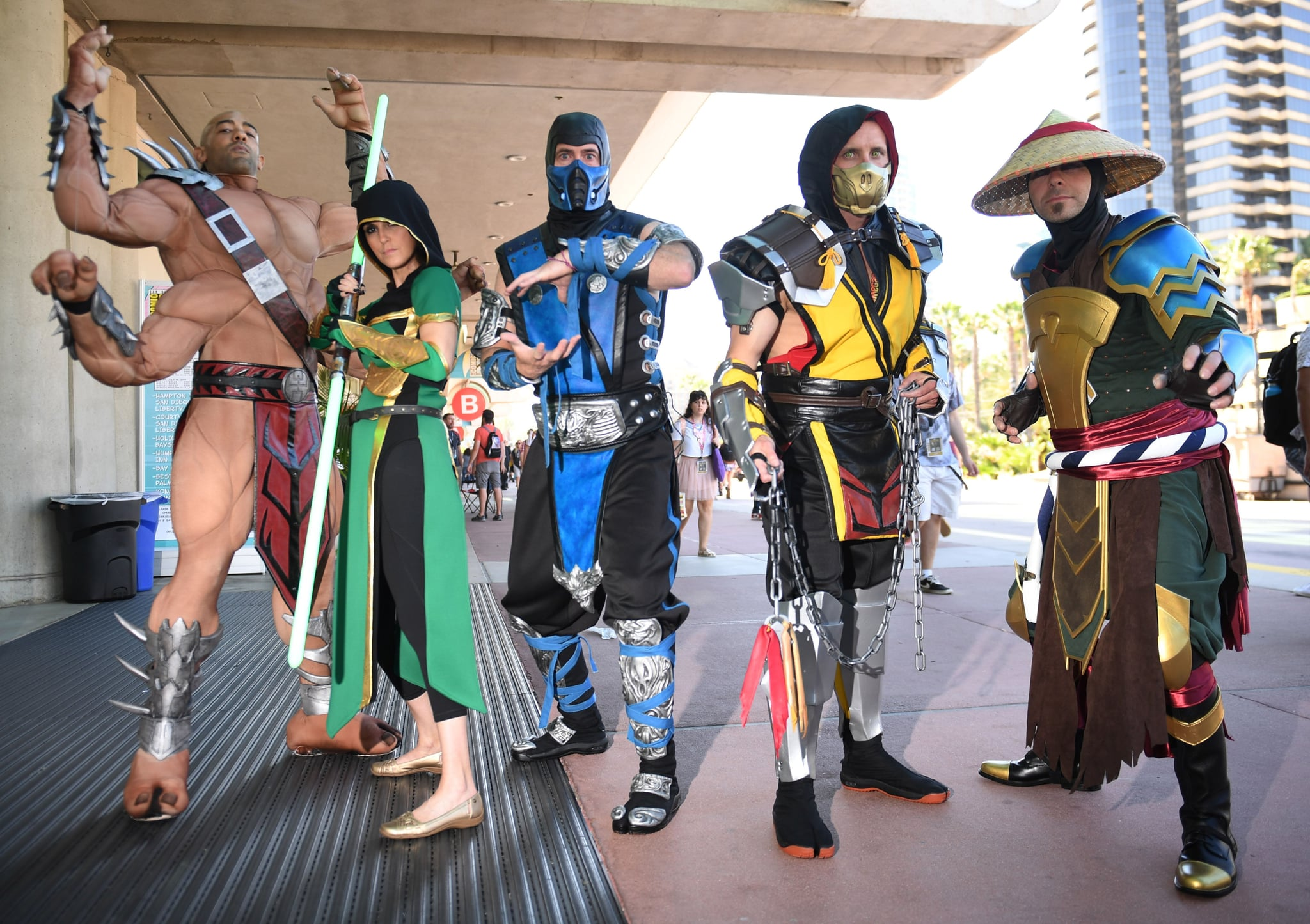 Mortal Kombat Characters | 140+ Photos of the Most Creative Cosplays