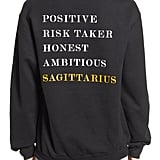 BP. Oversized Zodiac Sweatshirt