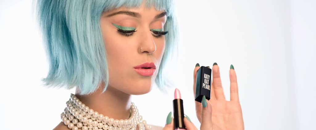 Katy Perry CoverGirl Collaboration 2017
