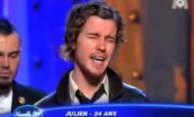 Julien, The French Sanjaya
