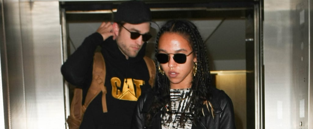 Robert Pattinson and FKA Twigs Resurface in LA Following Breakup Rumors